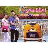 Spesifikasi Snobby Tas Bayi Medium Saku Oval Football Sport Series Tpt 1972 Orange