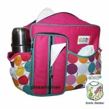Spesifikasi Snobby Tas Bayi Medium Tempat Tisu Color Marbles Tpt 1072 Pink Free Slaber Snobby Merk Snobby