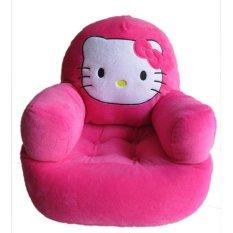 Sofa/Kursi Boneka Anak Hello Kitty