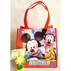 Souvenir Tas Ultah/Mickey Mouse Goodiebag