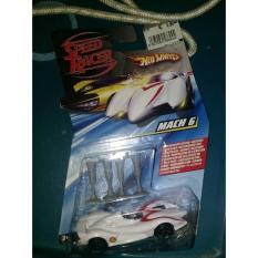 Speed Racer Mach 6 - 77Dd37 - Original Asli