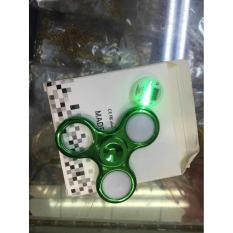 Spinner Lampu Pattern Metalic / Spiner Led Metalik Emoticon Smile Emo - 7Bec6b - Original Asli