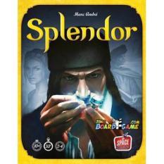 Splendor ( Original ) Board Game  Board Games  Boardgame - Bbcc5e - Original Asli