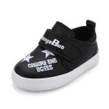 Sponge Baby Anak Laki Laki Sepatu Sneakers Sepatu Kets Putih Diskon Tiongkok