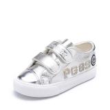 Harga Spons Sayang Sepatu Santai Kebugaran Sepatu Kulit Gadis Terang Yang Bagus