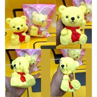 Squishy Cute Bear Doll Boneka Beruang Lucu Jumbo