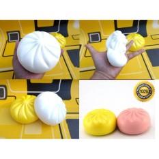 Squishy Steamed Bun Bakpao Dumpling Dimsum Xiao Long Bao Super Jumbo Slow Rising Wangi Empuk - 1 Pcs