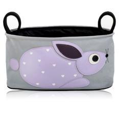 Beli Stroller Baby Organizer Stroler Bag Organizer Motif Rabbit Lucu Os 11 Murah