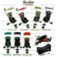 Harga Stroller Cocolatte Isport Khusus Gojeek Gosend Original