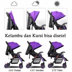 Stroller / Kereta Bayi Full Colour New