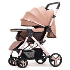 Ulasan Mengenai Stroller Koper Kabin Holder Dan Seat Adjustable Stroller Atau Kereta Dorong Praktis For Travel Ada