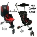 Spek Stroller Pad Alas Stroller Banten