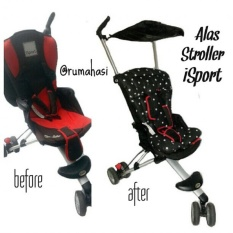 Stroller Pad / Alas Stroller