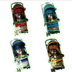 Promo Stroller Pliko Grande 268 Multi Terbaru