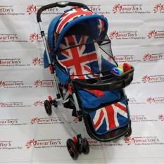Harga Stroller Pliko Rodeo 398 Original Dan Spesifikasinya