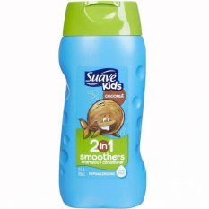 Jual Suave Kids Coconut 2 In 1 Smoothers Shampoo Conditioner Indonesia Murah
