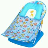 Sugar Baby Bather Tempat Duduk Mandi Bayi Smiley Giraffe Biru Original