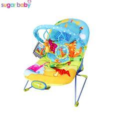 Harga Sugar Baby Bcr30005 Fun Dino Baby Bouncer Ayunan Bayi Biru Online
