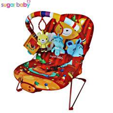 Review Sugar Baby Bcr30004 Bear And Friends Baby Bouncer Ayunan Bayi Merah Di Jawa Barat