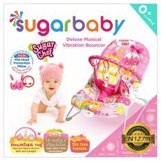 Spek Sugar Baby Bouncer Sugar Chef Pink