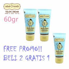 Bebe Roosie Telon Cream 60 Gr Beli 2 Gratis 1 Promo Beli 1 Gratis 1