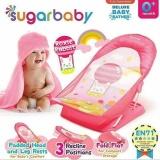Ulasan Lengkap Sugar Baby Btr0006 Roxie Rabbit Deluxe Baby Bather Bangku Mandi Bayi Pink