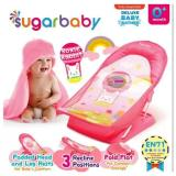 Review Toko Sugar Baby Deluxe Baby Bather New Motif Pink Online