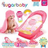 Spesifikasi Sugar Baby Deluxe Baby Bather Roxie Rabbit Kursi Mandi Bayi Btr0006 Pink Murah Berkualitas