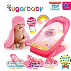 Sugar Baby Deluxe Baby Bather Roxie Rabbits Sugar Baby Diskon