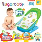 Jual Sugar Baby Deluxe Baby Bather Timmy Turtle Kursi Mandi Hijau Import
