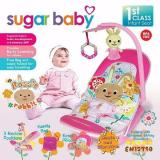 Diskon Besarsugar Baby Infant Seat Bouncer Rossie Rabbit Pink