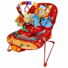 Ulasan Tentang Sugar Baby Premium Healthy Bouncer Musical Deluxe Bear Friends