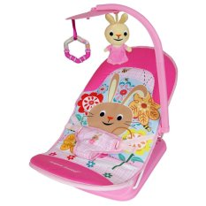 Sugar Baby Tempat Duduk Bayi Infant Seat Rossie Rabbit Pink Murah