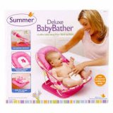 Jual Summer Deluxe Baby Bather Pink Termurah