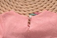 Musim Panas Baju Wanita Lengan Panjang Pesta Gaun Putri Pakaian Naju Anak-Intl