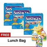 Jual Sustagen Junior 1 Susu Pertumbuhan Madu 350 Gr Isi 3 Kotak Free Lunch Bag Indonesia Murah