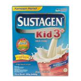 Spesifikasi Sustagen Kid 3 Susu Pertumbuhan Rasa Vanila 1200Gr Lengkap