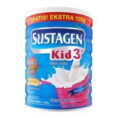 Beli Sustagen Kid 3 Susu Pertumbuhan Vanila 800Gr Gratis Extra 100Gr Indonesia