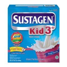 Harga Sustagen Kid 3 Susu Pertumbuhan Vanilla 350 Gr Isi 3 Kotak Free Lunch Bag Asli Sustagen