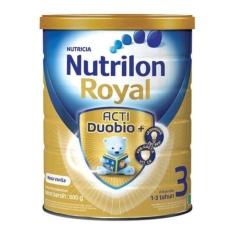 Spesifikasi Susu Nutrilon Royal 3 Vanilla 800Gr Online