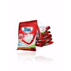 Susu Zee Renceng Rasa Vanilla - 1 Renceng Isi 10 By Rumah Pinky.