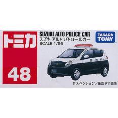 Suzuki Alto Police Car No 48 Tomica Takara Tomy - D5ebdc - Original Asli