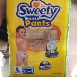 Jual Sweety Bronze Pants L30 Murah Di Indonesia