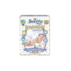 Harga Sweety Comfort Gold Popok Perekat Newborn Nb52 Nb 52 Murah