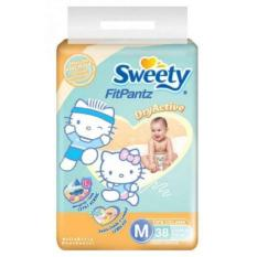 Sweety Fit Pantz Active Dry M 38 Sweety Diskon 50