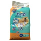 Review Toko Sweety Diapers Fit Pantz Active Dry Xxl 36 Online