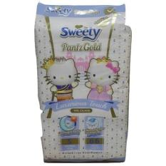 Jual Sweety Fit Pantz Gold S66 Branded