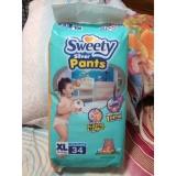 Spesifikasi Sweety Silver Pants Popok Bayi Dan Anak Unisex Diapers Tipe Celana Size Xl 34 Pcs Yang Bagus