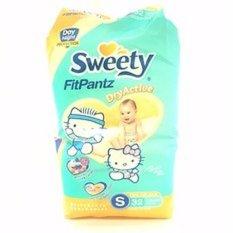 Toko Sweety Fitpantz S32 Popok Bayi Celana Diapers Online Terpercaya
