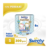 Harga Sweety Open Comfort Gold S 6 X 50 S Sweety Original